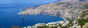 Саранда. Ионическое море. Албания