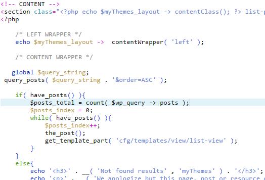 Не работает функция pagination php