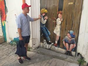 Прогулка по Дурресу, Албания