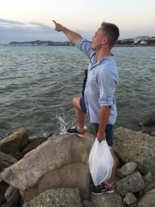 Море в Албании. Дуррес. Отдых в Албании
