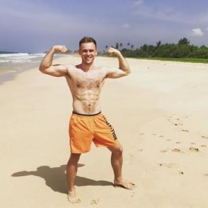 Шри Ланка, Коггала, Галле, пляж, фото